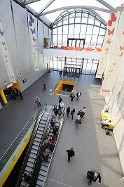 BT Convention Centre, JISC Conference 2011