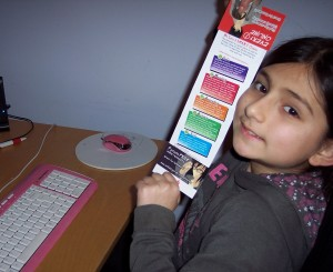 image of young internet user